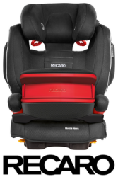 Recaro Monza Nova IS Seatfix (Isofix)