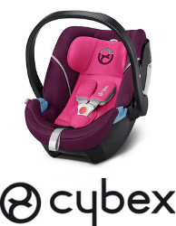 Cybex Aton 5 (Isofix possible)