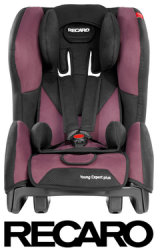 Recaro Young Expert Plus (Isofix possible)