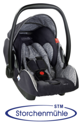 Storchenmühle Twin 0+ (Isofix possible)