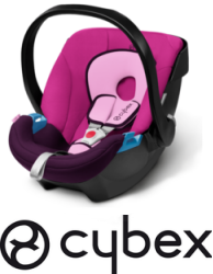 Cybex Aton (Isofix possible)
