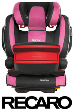 Child Seat Recaro Monza Nova IS in pink