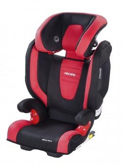 Recaro Monza Nova 2 Seatfix in Cherry, Isofix