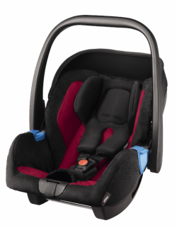 Recaro Privia in Ruby, Isofix possible, Special Offer