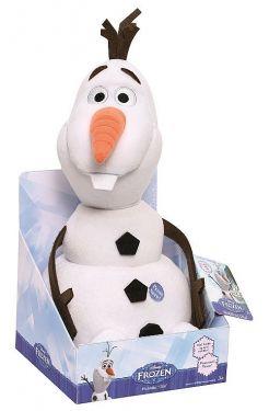 Giochi Preziosi 70182721 - Disney Eiskönigin Funktionsplüsch wackelnder Olaf