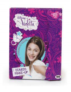 Giochi Preziosi 70182401 - Disney Violetta Make-UP Tagebuch