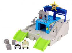 Giochi Preziosi 70684151 - Trash Pack Wheels - Polizeistation / Junk Jailhouse