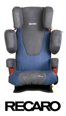 Recaro Start 2.0 Shadow Blue Bellini Punched