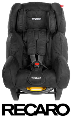 Recaro Replacement Cover Young Expert in Black
