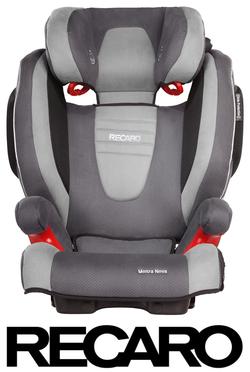 Recaro Ersatzbezug für Monza Nova, Nova 2 und Monza Nova, Nova 2 Seatfix in Shadow