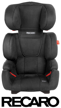 Recaro Replacement Cover for Recaro Milano in Black