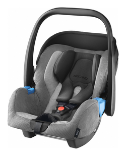 Recaro Privia in Shadow, Isofix möglich