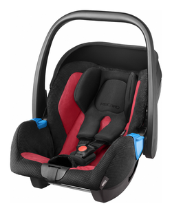 Recaro Privia in Ruby, Isofix possible