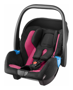 Recaro Privia in Pink, Isofix possible
