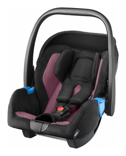 Recaro Privia in Violet, Isofix possible