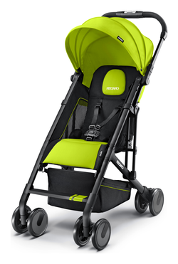 Recaro Easylife in Lime, black frame, Special Offer