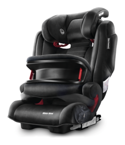 Recaro Monza Nova IS Black, Seatfix (Isofix)