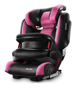 Recaro Monza Nova IS Pink, Seatfix (Isofix)