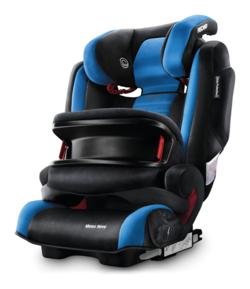 Recaro Monza Nova IS Saphir, Seatfix (Isofix), Sonderaktion