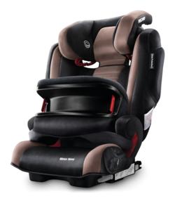 Recaro Monza Nova IS Mocca, Seatfix (Isofix), Sonderaktion