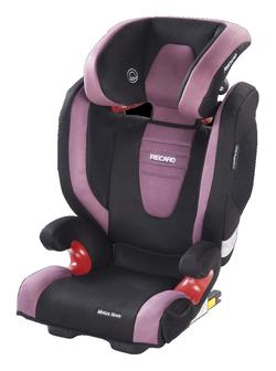Recaro Monza Nova 2 Seatfix in Violet, Isofix