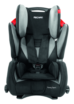 Recaro Young Sport in Graphite - Special offer