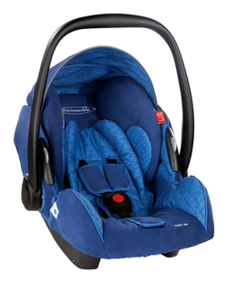 Storchenmühle Twin 0+ navy, Isofix possible