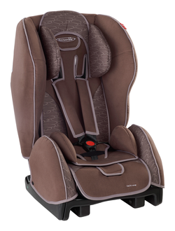 Storchenmühle Twin One chocco, Isofix possible