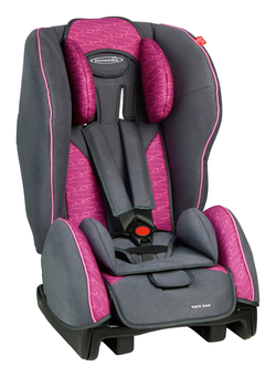 Storchenmühle Twin One rosy, Isofix possible