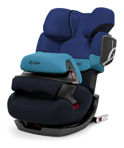 Cybex Pallas 2-Fix in Blue Moon - navy blue, Isofix