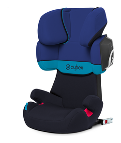 Cybex Solution X2-Fix in Blue Moon - navy blue, Isofix