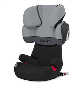 Cybex Solution X2-Fix in Cobblestone - light grey, Isofix