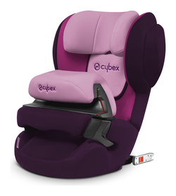 Cybex Juno-fix in Purple Rain - purple, Isofix
