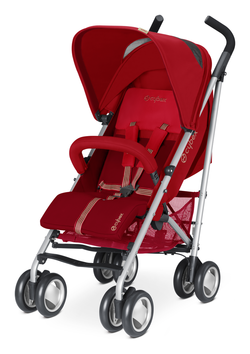 Cybex Topaz in Hot and Spicy - red