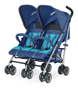 Cybex Twinyx in Ocean - navy blue