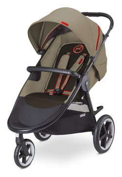 Cybex Eternis M3 in Coffee Bean - brown