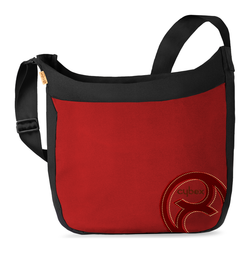 Cybex Baby Bag in Red