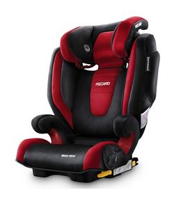 Recaro Monza Nova 2 Seatfix in Ruby, Isofix, Sonderaktion