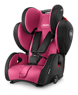 Recaro Young Sport Hero in pink