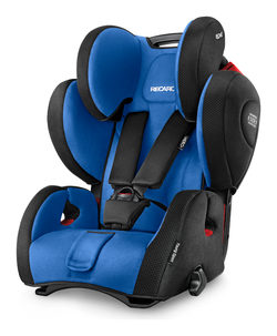 Recaro Young Sport Hero in saphir