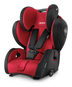 Recaro Young Sport Hero in ruby