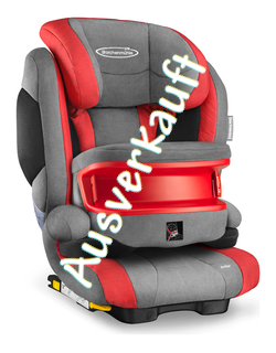 Storchenmühle Solar IS Seatfix in chilli, Isofix
