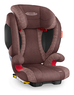 Storchenmühle Solar 2 Seatfix in chocco, Isofix