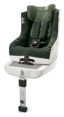 Concord Absorber XT jungle green, Isofix