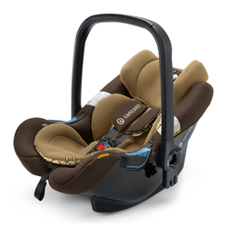 Concord Air.Safe walnut brown, Isofix possible