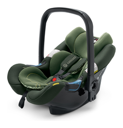 Concord Air.Safe jungle green, Isofix possible