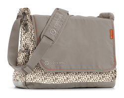 Concord diaper bag Citybag cool beige