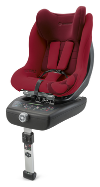 Concord child seat Ultimax.3 ruby red, Reboard, only Isofix