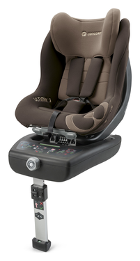 Concord child seat Ultimax.3 chocolate brown, Reboard, only Isofix