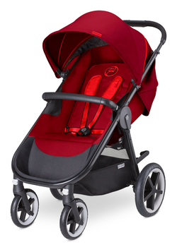 Cybex Eternis M4 Hot and Spicy - red (2016)